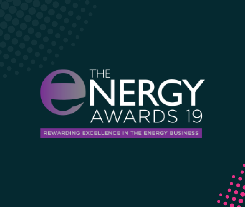 finalist at Energy Awards 2019
