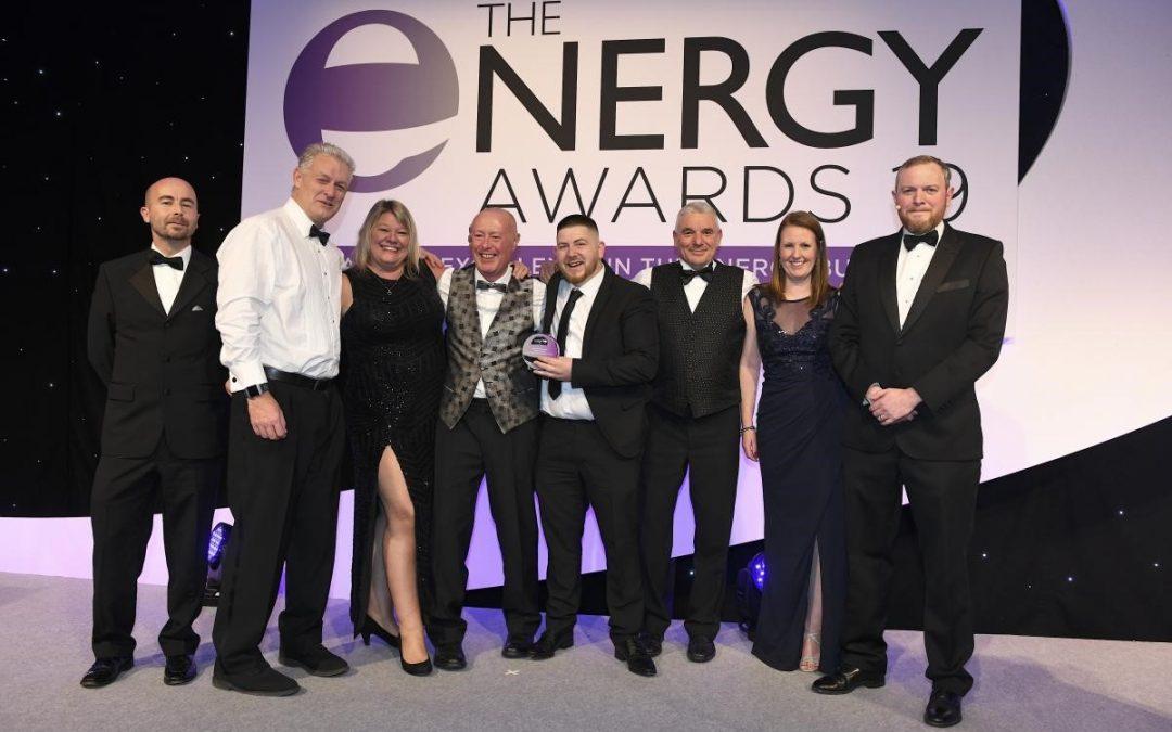 esl win the Lighting Energy Impact Award