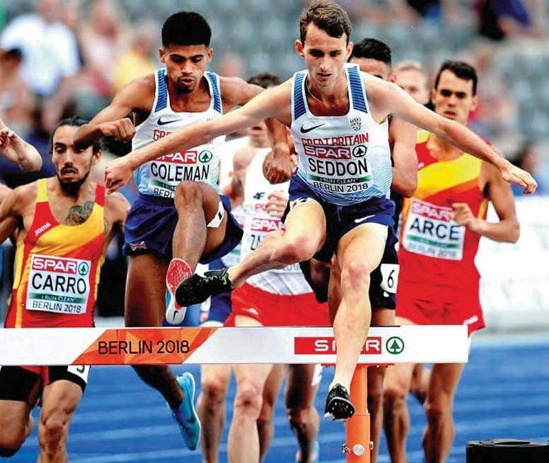 an update from GB athlete Zak Seddon