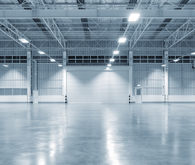 benefits of led lighting in commercial buildings